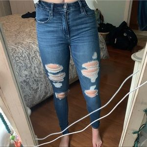 Abercrombie and Fitch Jeans (size 00)